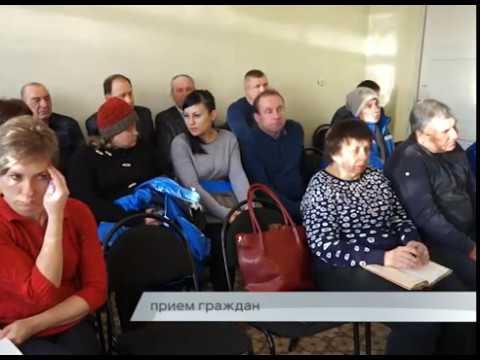09.12.2016 - Прием граждан в Сергиевском сельском поселении