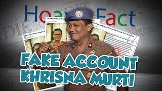 Hoax or Fact: Viral Screenshot Imbauan Brigjen Krishna Murti pada Akun Instagram