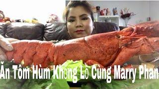 ĂN Tôm Hùm Khủng Lồ cùng 2 con Mắm (eating Giant Lobster Mukbang)