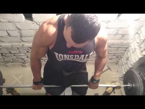 Przednie ćwiczenia mięśni ramion