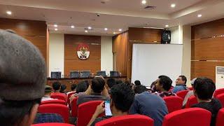 Suasana Terkini di KPK Pasca OTT Ketum PPP Romy - Reporter on Location