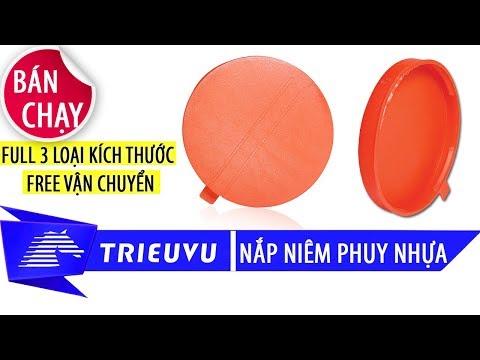 nap chup niem phong thung phuy nhua