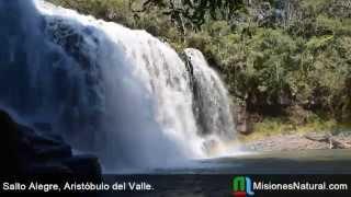 preview picture of video 'Salto Alegre, Aristóbulo del Valle.'