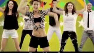 K_naan ft. Nancy Ajram - Waving Flag.avi