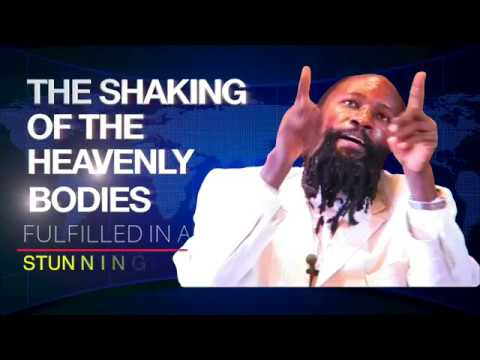 THE MIGHTIEST PROPHET OF THE LORD SHAKES ENTIRE UNIVERSE AS TWO NEUTRON STARS COLLIDE!