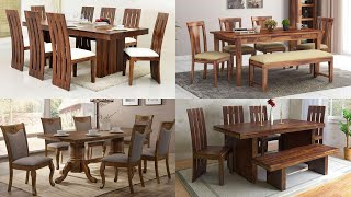 Top 50 Wooden Dinning Table Designs | Dining Table Designs | Wooden Furniture | KGS Interior Designs