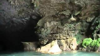 preview picture of video 'Cave-Tubing, Caves Branch Belize, Nov 30, 2010'