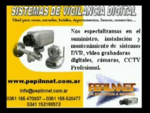 PepilnNet - Sistema de Vigilancia Digital