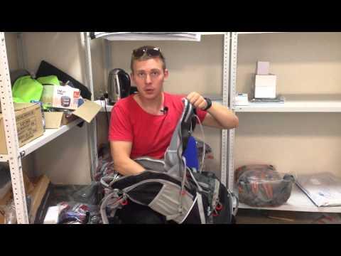 Треккинговый рюкзак Nova Tour «Квест 55» V2. Видеообзор.