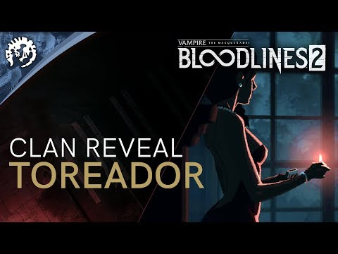 Clan Introduction - Toreador - Vampire: The Masquerade - Bloodlines 2 de Vampire: The Masquerade Bloodlines 2