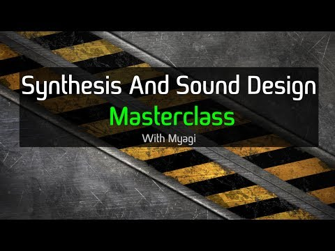 Synthesis and Sound Design Course - YouTube