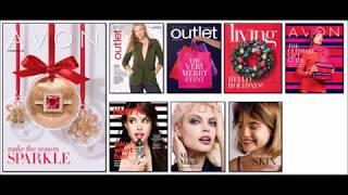 Avon Campaign 25 Catalog 2017 - Shop Avon Brochure Online