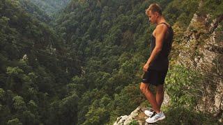 Одиночный поход на скалы Хосты. Сочи