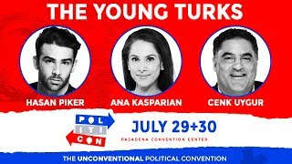Who Will Cenk And Ana Debate At Polticon 2017?