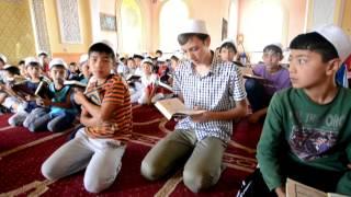 Вячеслав читает Коран