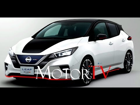 QUICK PREVIEW : 2017 NISSAN LEAF NISMO CONCEPT