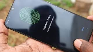 How To Add Indisplay Fingerprint In Samsung Galaxy A30s