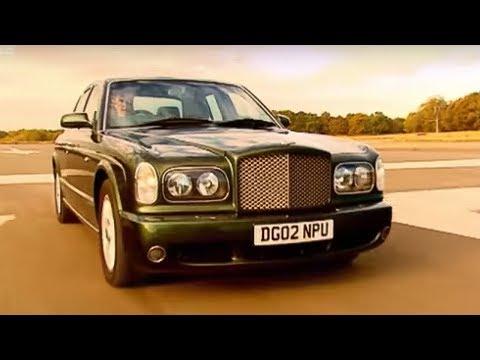 Bentley Arnage T Review | Top Gear