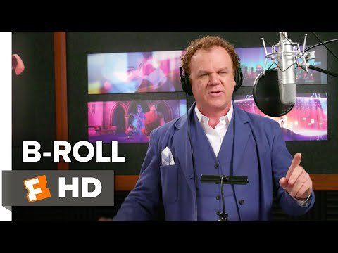 Ralph Breaks the Internet B-Roll - Voice Talent Recording (2018) | Movieclips Coming Soon