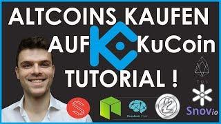 Konnen Sie Crypto fur USDT auf Kucoin verkaufen?
