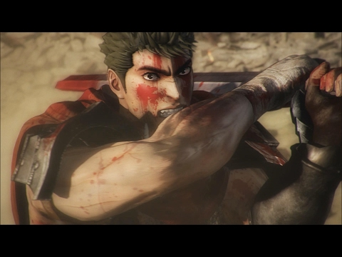 Trailer de Berserk and the Band of the Hawk