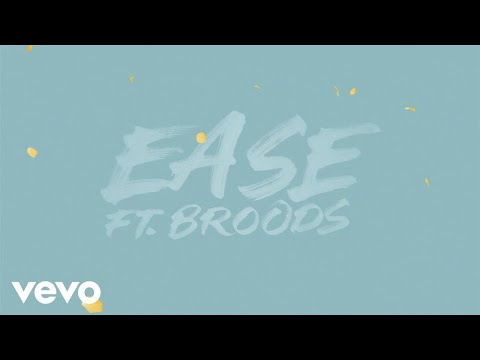 Troye Sivan - EASE (Lyric Video) ft. Broods