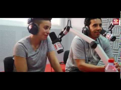 POÈME SPÉCIAL POUR AHMED SOULTAN ET SAMIRA DANS LE MORNING DE MOMO SUR HIT RADIO - 28/10/13