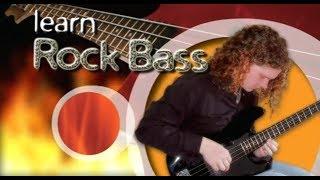 Dokken Bassist Chris McCarvill Teaches Bass Guitar