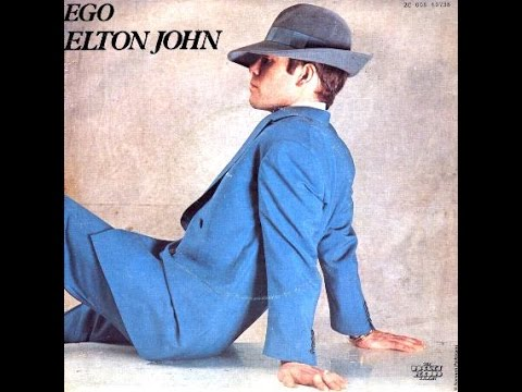 Elton John - Ego (1978) With Lyrics!