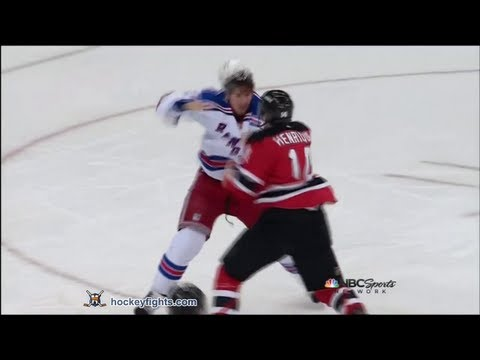 Adam Henrique vs. Ryan McDonagh