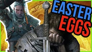 All Witcher Easter Eggs in Kingdom Come: Deliverance [gamepressure.com]