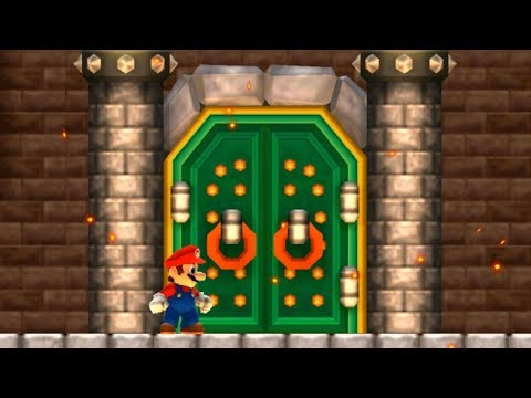Download New Super Mario Bros 2 Walkthrough Part 9 World 4 Video 3GP