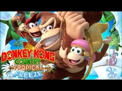 Donkey Kong Country: Tropical Freeze – Music Mix
