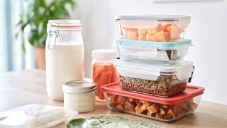 SUMMER MEAL PREP   simple ingredients for healthy, versatile meals in 10 steps