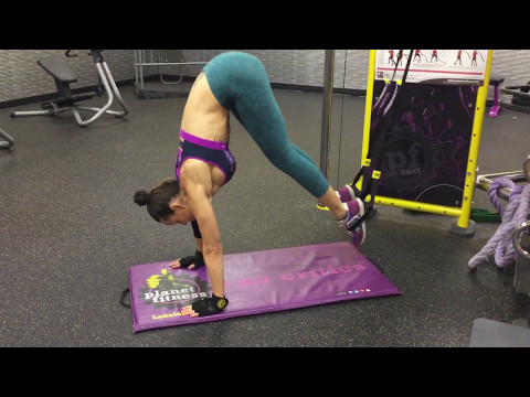 TRX Push Up to Pike
