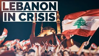 LEBANON PROTESTS Beirut Crisis, Beirut Government Resigns!