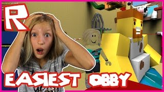 Escape the Bathroom Obby / Easiest Obby Ever / Roblox