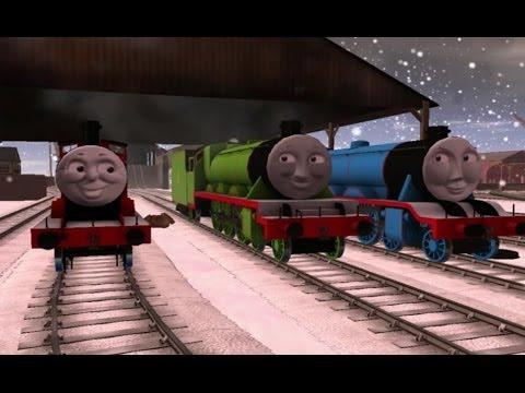 Download Thomas Trainz Music Video Winter Wonderland V2 Video 3GP