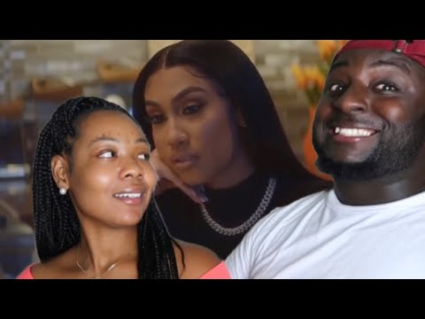 Queen Naija - Good Morning Text (Official  Music Video) Reaction