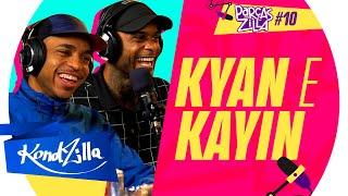 Kyan e Kayin – ParçasZilla 10 (KondZilla)