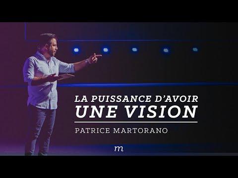 La puissance d'avoir une vision