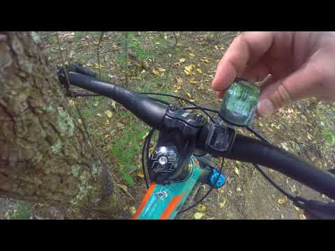 Cat Eye Strada Wireless Bike Computer Install/Calibration Of Speed And Odometer