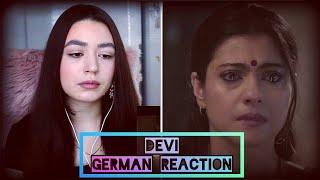 GERMAN REACTION | Devi | Kajol | Royal Stag Barrel Select Large Short Films