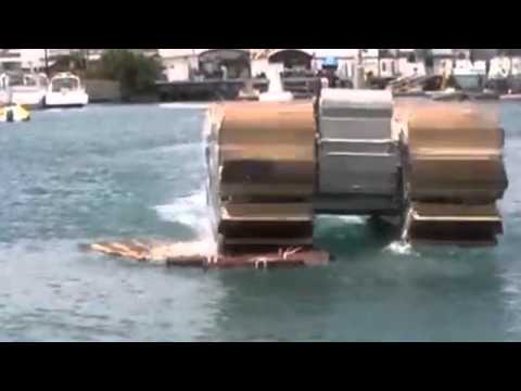 Pontoon Treads Let This Tank Tear Across Land And Water
