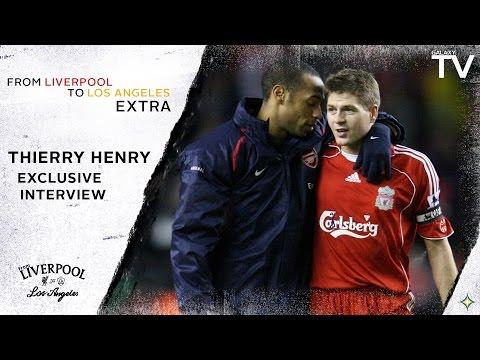 Thierry Henry on Steven Gerrard: