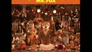 Fantastic Mr. Fox. Música: Alexandre Desplat