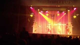"JUST FOR KIDS ""Dancing with the Stars"" 2012- DISCO INFERNO group dance"