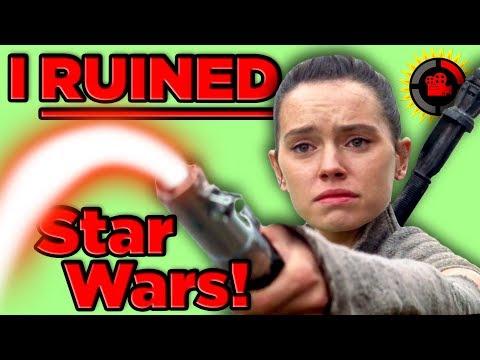 Film Theory: How Star Wars Theories KILLED Star Wars: The Last Jedi!