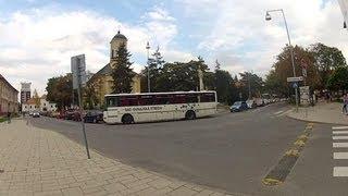 preview picture of video 'Dopravná zápcha - Šaľa(FullHD 1080p)'