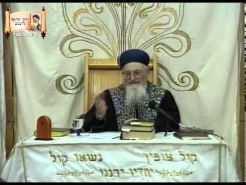 """שו""""ת עם מרן הרב מרדכי אליהו"""